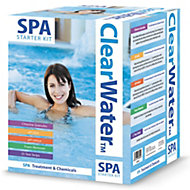 Clearwater Chemical spa kit 2500g