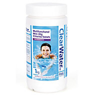 Clearwater Chlorine tablets, 1000g