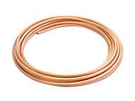 Wednesbury Compression Copper Tube (Dia)8mm (L)10m
