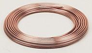 Wednesbury Compression Copper Pipe (Dia)10mm (L)10m