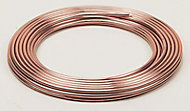 Wednesbury Copper Compression Pipe (L)10m (Dia)10mm