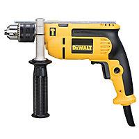 Dewalt 650W 240V Corded Keyed chuck Brushed Hammer drill DWD024K-GB