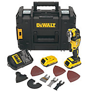 DeWalt XR 18V Cordless Multi-tool DCS355D2-GB