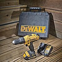 DeWalt XR 18V 1.3Ah Li-ion Cordless Combi drill 1 battery DCD776C1-GB