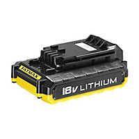 Stanley Fatmax 18V Lithium-ion 2Ah Power tool battery