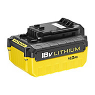 Stanley Fatmax 18V Lithium-ion 4Ah Power tool battery
