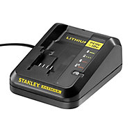Stanley FatMax 18V Li-ion Battery Charger