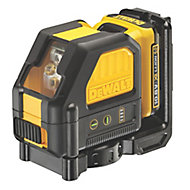 DeWalt 60m Cross line self-levelling Laser level