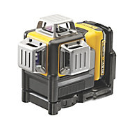 DeWalt 30-60m Self-Levelling Cross Line Laser