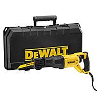Dewalt 1100W 230V Reciprocating saw DWE305PK-GB