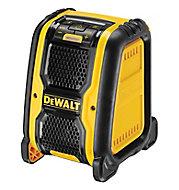 DeWalt Cordless Site speaker DCR006-XJ - BARE