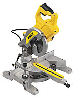 DeWalt 1100W 110V 210mm Compound mitre saw DWS777-LX