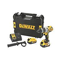 DeWalt 18V 5Ah Li-ion Cordless Combi drill 2 batteries DCD996P2-GB