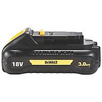 DeWalt XR 18V 3Ah Li-ion Battery
