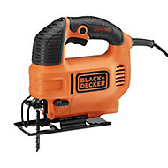 Black & Decker 500W 230V 3 stage pendulum action Jigsaw KFBES500K-GB