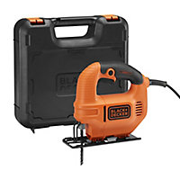 Black & Decker 400W 230V Jigsaw KFBES410K-GB