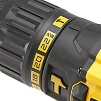 Stanley FatMax 18V 2Ah Li-ion Cordless Combi drill 1 battery KFMCD628D1K-GB