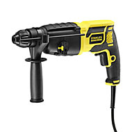 Stanley FatMax 1250W 240V Corded Brushed SDS plus drill KFFMED500K-GB