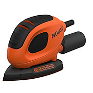 Black & Decker Corded 240 V Detail sander BEW230-GB