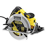 Stanley FatMax 1650W 230V 190mm Circular Saw KFFMES301-GB
