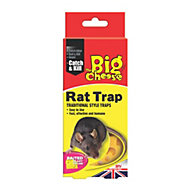 The Big Cheese Rat trap 124g