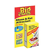 The Big Cheese The Big Cheese Mouse & rat attractant 50g
