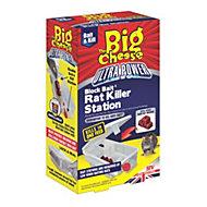 The Big Cheese Ultra power Block Bait2 Rat Killer Station 288g