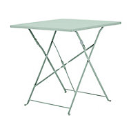 Saba Metal 2 seater Table