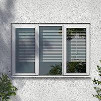 GoodHome Clear Double glazed White Window, (H)1195mm (W)1765mm