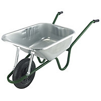 Walsall Premier plus Metal Wheelbarrow 120L