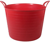 Large Red Flexi tub