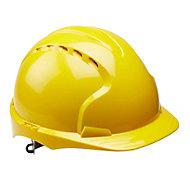 JSP Yellow Safety helmet
