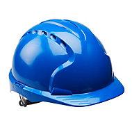 JSP Blue Safety helmet