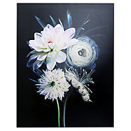 Arthouse Spring bouquet Multicolour Canvas art (H)900mm (W)700mm