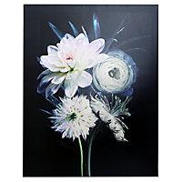 Spring bouquet Multicolour Canvas (W)700mm (H)900mm