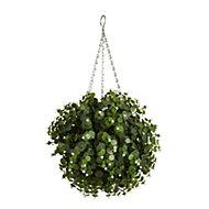 Smart Garden flower White Artificial topiary ball 300 mm