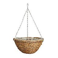 Gardman Rustic spot Hanging basket (D)35.56cm