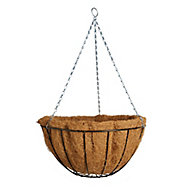 Gardman Classic Wire Hanging basket, 35.56cm