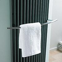 Jaga Towel radiator (W)80mm (H)530mm