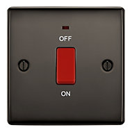 British General 45A Black Switch
