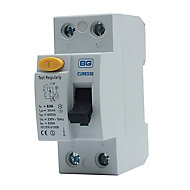 British General 63A Residual current device (RCD)