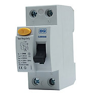 British General 80A Residual current device (RCD)