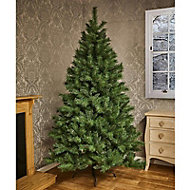 8ft Majestic Pine Artificial Christmas tree