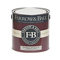 Farrow & Ball Wimborne white no.239 Gloss paint 2.5L