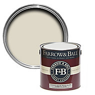 Farrow & Ball School house white No.291 Gloss Metal & wood paint, 2.5L