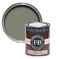 Farrow & Ball Treron No.292 Gloss Metal & wood paint, 0.75L