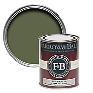 Farrow & Ball Bancha No.298 Gloss Metal & wood paint, 0.75L
