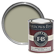 Farrow & Ball French gray No.18 Gloss Metal & wood paint, 0.75L