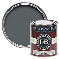 Farrow & Ball Downpipe No.26 Gloss Metal & wood paint, 0.75L