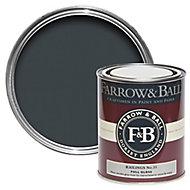 Farrow & Ball Railings No.31 Gloss Metal & wood paint, 0.75L